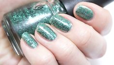 China Glaze Twinkle Collection - Swatches, Review & Nail Art - Nailed It | The Nail Art Blog