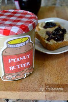 Petiscana: Manteiga de Amendoim