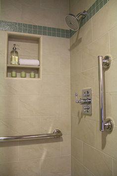 Luxury Installing Grab Bar In Shower