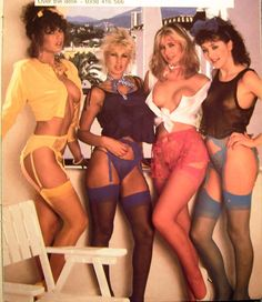 I Love the 80's Ladies — I Loved the 80's