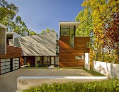 Wissioming Residence in maryland by Robert Gurney Architect
