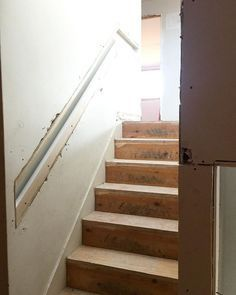 Image Result For Recessed Bannister Handrail
