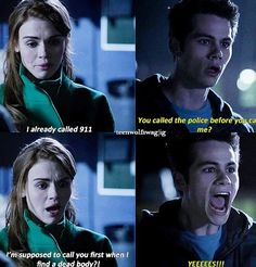 Oh stiles :). Teen Wolf