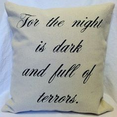 For the night is dark and full of terrors. Game by CraftEncounters, $35.00