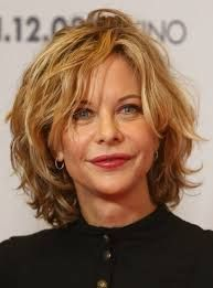 Stupendous Ideas: Wedge Hairstyles Over 50 women hairstyles with bangs popular haircuts.Women Hairstyles Over 50 Photo Galleries women hairstyles updos braids. Meg Ryan Hairstyles, Over 40 Hairstyles, Short Hairstyles For Women, Cool Hairstyles, Medium Hairstyles, Short Haircuts, Layered Hairstyles, Hairstyle Ideas, Popular Haircuts