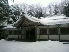 越中國一宮 氣多神社(気多神社)  富山県高岡市伏木一宮