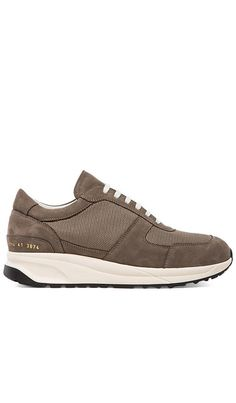 sale retailer d275e 11c97 Shop for Common Projects Track Shoe in Warm Grey at REVOLVE. Free 2-3