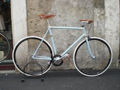 ITALIAN CYCLING JOURNAL: The Latest Fixed Gear Bikes From CHESINI