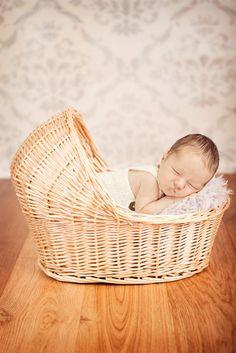 Digital Backdrop, small baby basket (or bassinet) digital prop by AuraDigitalBackdrops on Etsy