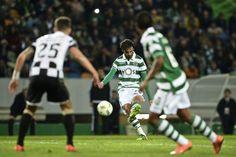 Bryan Ruiz figuró con gol y asistencia en triunfo del Sporting