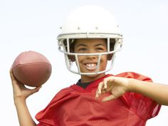 Could a New Football Helmet Test Protect Your Kids From Concussions? - Football is notoriously dangerous. But could this new standard of testing in helmets make them protective against concussions?