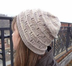 Ravelry: Frost in Bloom - The Hat pattern by Lara Smoot