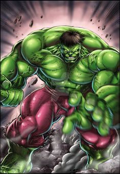 DeviantArt: More Collections Like Hulk vs. Hulk by Marvel Comics Superheroes, Marvel Avengers, Hulk Tattoo, Hulk Artwork, Red Hulk, Arte Dc Comics, Comics Universe, Images, The Incredibles