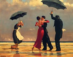 "Sogno Dentro Un Sogno: Jack Vettriano - ""The Singing Butler"""
