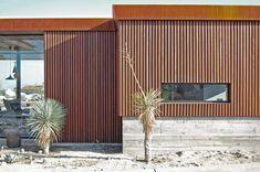 Desert Palisades Guard House | Studio AR&D Architects | Archinect Guard House, Home Studio, Palm Springs, Modern Architecture, Deserts, Exterior, Architects, Outdoor Decor, Facades