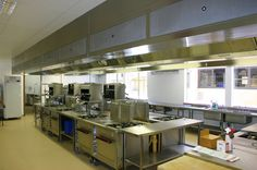 restaurant kitchens - Google Search
