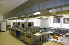 restaurant kitchens - Google Search