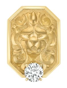 """Chanel - """"Biennale 2014"""" creation from """"Café Society"""" collection - """"Vendôme Lion"""""""