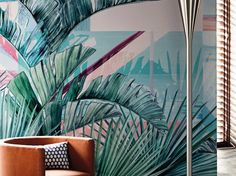 FLORIDITA Collection Contemporary Wallpaper 2016 by Wall