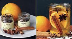 Faça você mesma: aromas para perfumar sua casa!