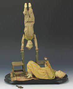 Victorian Toys, Antique Dolls, Vintage Toys, Puppets, Auction, Retro, Art, Vending Machines, Art Background