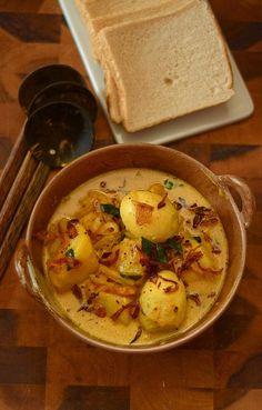 Egg Stew Image ~ ©Nessy Samuel #NessySamuelPhotography #FoodPhotography #FoodStyling #Photographer