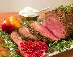 Prime Rib Roast Recipe with Garlic and Rosemary from Nordstrom.