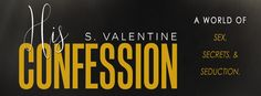 I Heart YA Books: Cover Reveal for 'His Confession (The Black Door T...