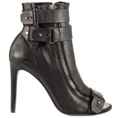 Harbor - Black Leather by Dolce Vita