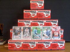 1989 Topps Traded Football Factory Complete Set (1-132) (Barry Sanders) Troy Aikman) (Derreck Thomas) (Frank Reich) (Jim Harbaugh) (Greg Lloyd) (Andre Rison) (Don Beebe) Rookie Cards by Topps. $8.39. 1989 Topps Traded Football Factory Complete Set (1-132).(Set has never been opened, cards in scan are from another set) This Set Contains Rookie cards such as Troy Aikman, Barry Sanders, Deion Sanders, Andre Rison, Derrick Thomas, Jim Harbaugh, Flipper Anderson, Dave Meggett,...