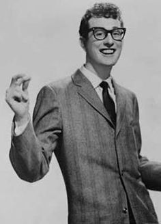 Buddy Holly.  For everyone who loves Buddy Holly, tune in September 7th to Good Day on KTTV Los Angeles for the Buddy Holly Tribute.  I will be on the show between 8:30 and 9:00 a.m.  Be sure to check  myfoxla.com for video clip.  Buddy Holly has always been my biggest influence.  Love Sweet Love, Jackie.