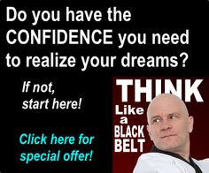 No BS coaching for a Black Belt Mindset. I appreciate Jim's style.