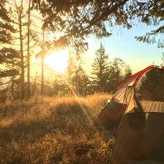 Quartz Creek camping trip with friends