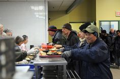 Toronto Shelters, Soup Kitchens and Food Banks