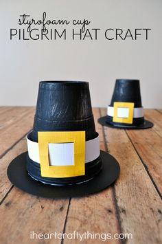 Turn a Styrofoam Cup