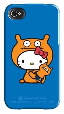 Hello Kitty Uglydolls iPhone case