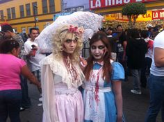 Tijuana Invaded by Zombies