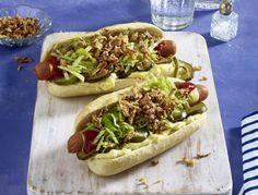 Hot Dog-Baguette