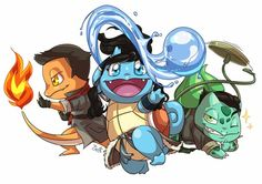 Avatar and Pokemon? It's like Christmas.