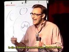 Recomiendo la visualización de El círculo de oro del Why, la conferencia TED de Simon Sinek.
