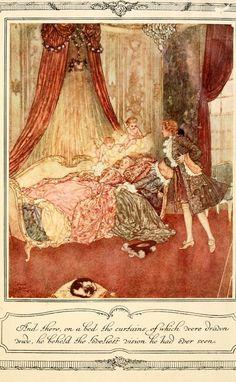 Edmund Dulac's Sleeping Beauty