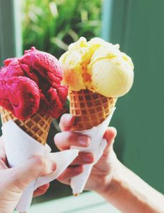 sorbet all day