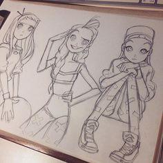Instagram media by anna_cattish -  #sketching