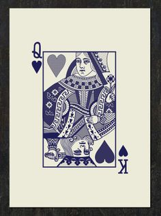 Who's in charge? by Essie Letterpress , via Behance