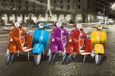 I want a scooter gang!