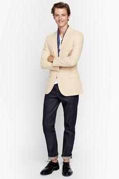 J.Crew - Spring 2016 Menswear