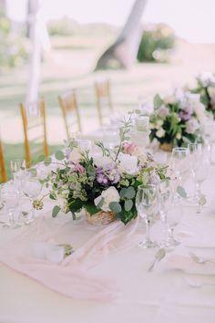 スモーキーなカラーコーディネート | ハワイウェディング・プランナー小林直子の欧米スタイル結婚式ブログ