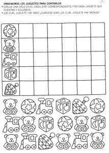 toys graph worksheet