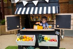 Discover the charm of farmers market cubby houses at Castle & Cubby, the cubby houses Australia is talking about. Find kids cubbies for sale & hire here. Kids Cubby Houses, Kids Cubbies, Play Houses, Kids Market, Open Market, Natural Play Spaces, Backyard Playground, Backyard Treehouse, Water Playground