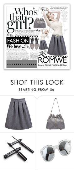 """Romwe-Contest"" by samirhabul ❤ liked on Polyvore featuring Zara, women's clothing, women, female, woman, misses and juniors"